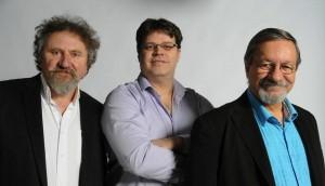 Stan Sokolowski, Serge Cazelais, Pierrot Lambert