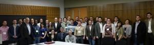 Photo de groupe Enoch Graduate Seminar 2014 Montréal